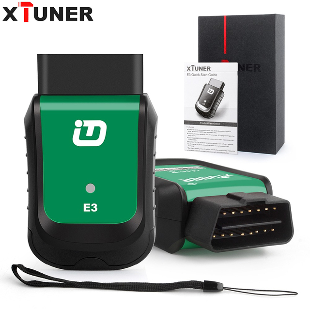 Best Price Genuine XTUNER E3 Wifi full system Car Diagnostic Tool Automotive Scanner support SRS, EPB,ESP, ESS for America,Europe,Asia cars