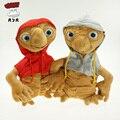 E.T. Brinquedos de pelúcia 9.5 ''24 cm o Extra-Terrestre Kawaii Macio Stuffed Plush Doll Crianças Presente de Natal Brinquedos Para crianças