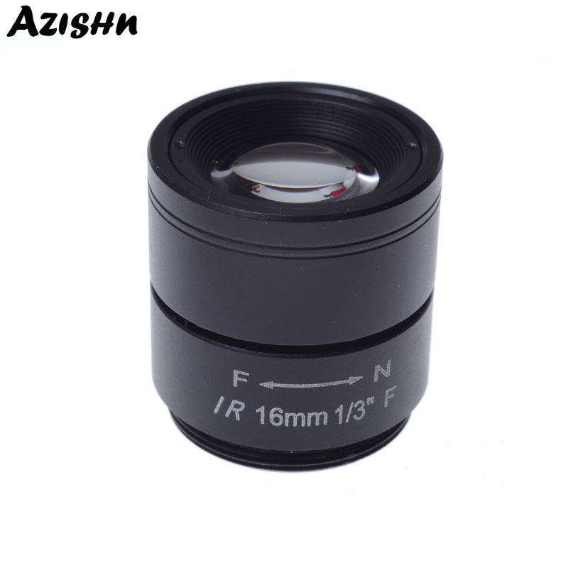 Wholesale HD CCTV CS  Lens 16mm  20degree 1/3
