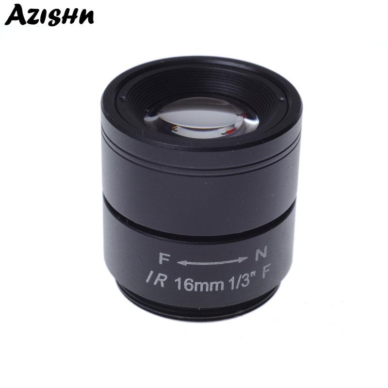 Wholesale HD CCTV CS  Lens 16mm  20degree 1/3