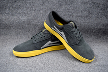2016 Teenagers Board Shoes LAKAI Black Anti Fur Boy Hard Wearing Deck Shoes new design arrived