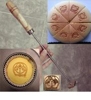 Custom Design Brand Personality Bread Mold Production Bread Embossed