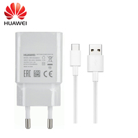 HUAWEI Original Phone Quick Charger With Type C USB Cables Micro USB Fast Charger Adapter P10