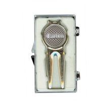 Инструмент для ремонта golf divot с магнитным шариковым маркером