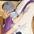 Новый Дизайн Для Лета многофункциональный Дышащий Комфорт Подтяжки Перевозчик Краткое ребенка Пояса Кэрри Безопасности Малышей Слинг Перевозчика
