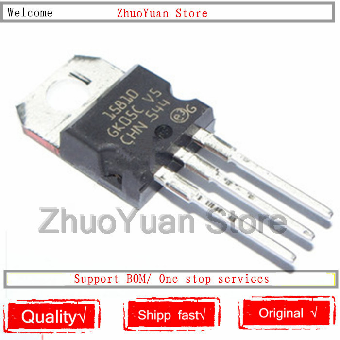 1PCS/lot STP15810 STP 15810 TO-220 MOS 100V 110A