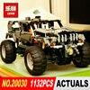 Lepin 20030 1132Pcs Technic Ultimate Series The Off Roader Set Children Educational Building Blocks Bricks Toys