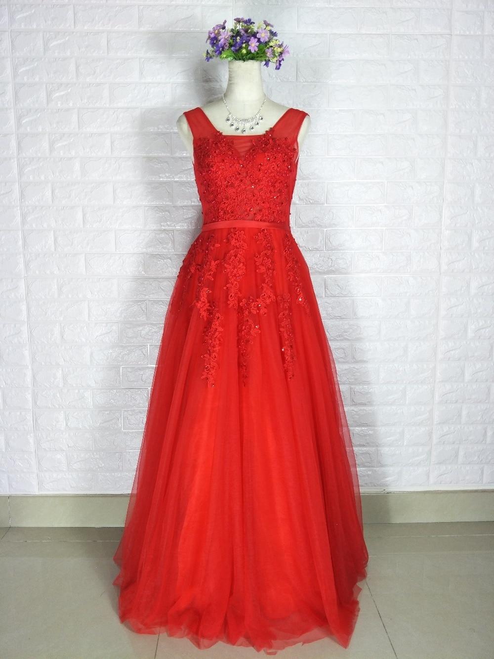 Robe De Soiree Hot Wine Röd Silver Rosa Snörning Armband Sexig Lång Bak Aftonklänning Brudparty Elegant Golvklänning Festklänning