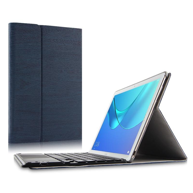 High-Quality Ultra thin Detachable Wireless Bluetooth Keyboard Case cover For Huawei MediaPad M5 10.8 / 10 Pro CMR-AL09 CMR-W09 набор д уборки rozenbal celeste совок щетка пластик