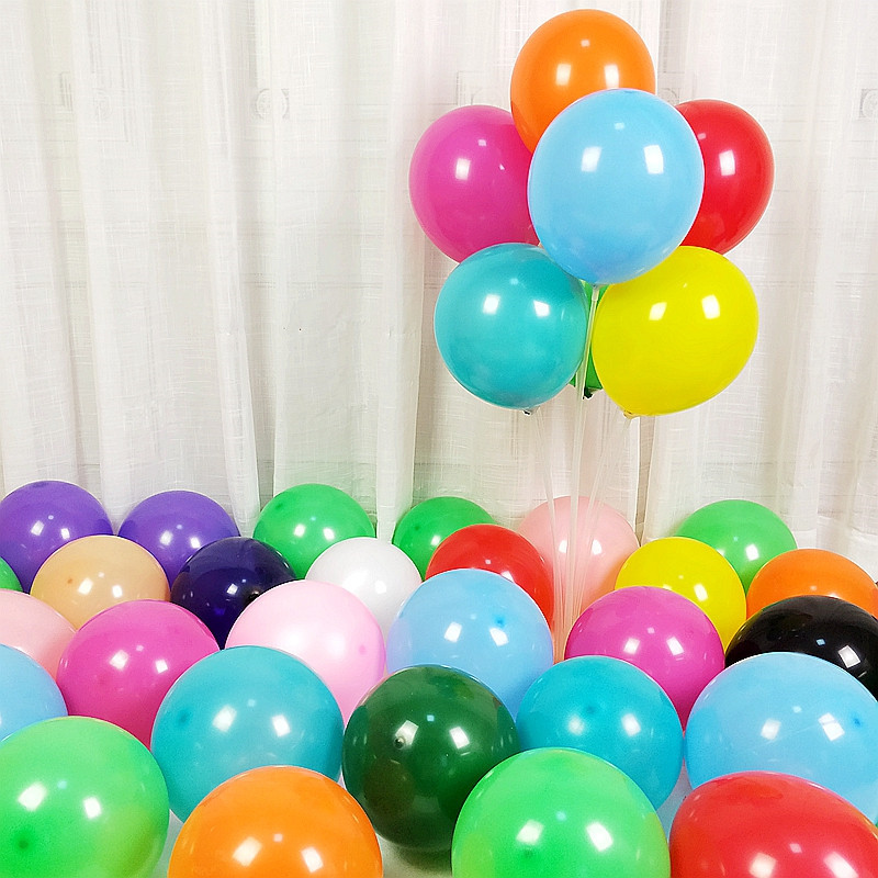 balloon decoration for new year party