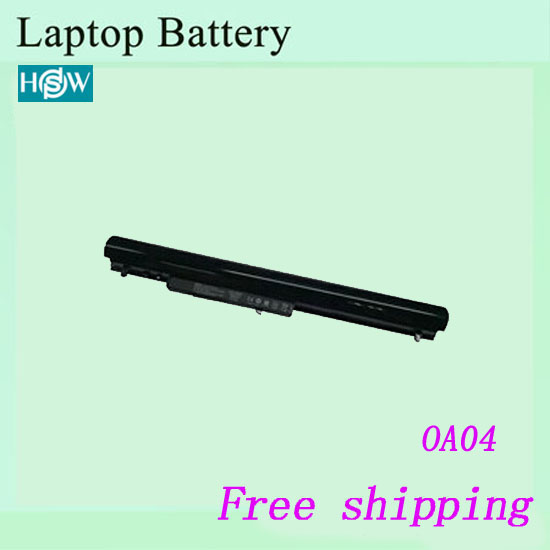 High quality 14.4v 2200mah OA03 OA04 Laptop battery For HP CQ15 CQ14 240 G2(China)