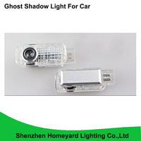 2pc 12V Door Ghost Shadow LED Car Door Welcome Light Laser Car Led Projector Logo For