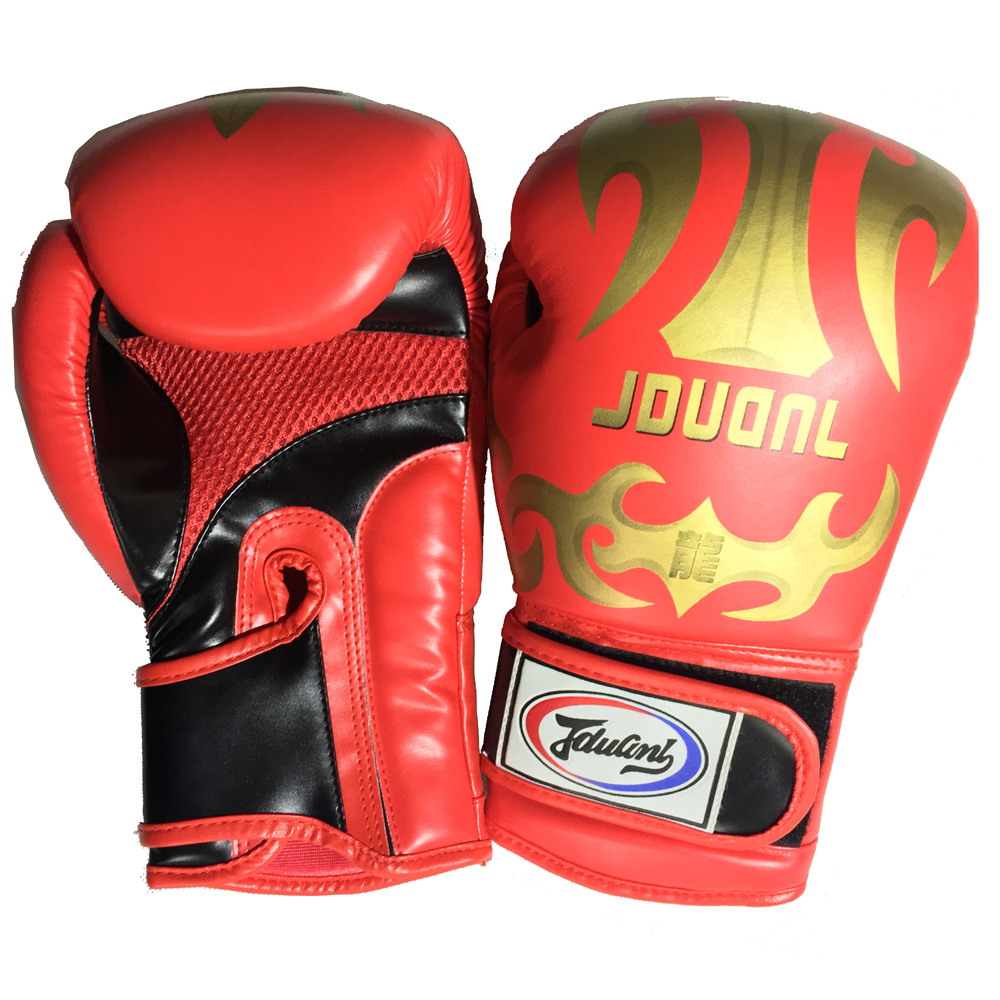 MMA Boxing Glove Grappling Punching Bag Thai Muay Martial Arts Sparring Training