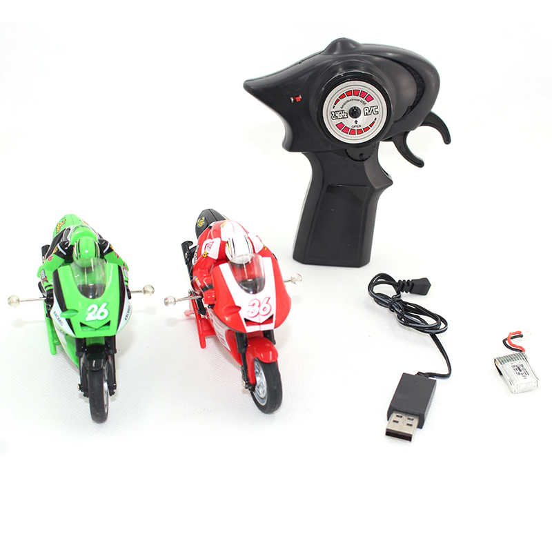 Image 5 - Kids Motorcycle Electric Remote Control Car mini motorcycle 2.4Ghz Racing Motorbike Boy 8 15 toys for children-in RC Motorcycles from Toys & Hobbies