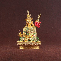 Guru Rinpoche Padma Sambhava Buda Heykeli Tibet Mickey Sunak Budist