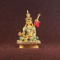 Guru Rinpoche Padma Sambhava Buddha Statue Tibet Mikky Altar Buddhist