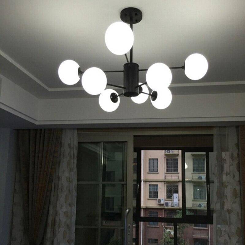Maison Lampadario Sospensione 5 luci per soggiorno sala moderni ...