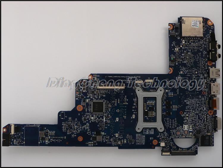 SHELI laptop Motherboard For hp DM4 636945-001 6050A2402401MB-A02 HM65 DDR3 integrated graphics card 100% tested