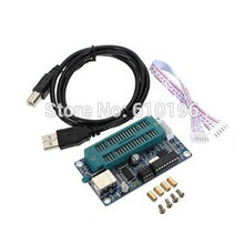 5Set/Lot PIC K150 ICSP Programmer USB Automatic Programming Develop Microcontroller + USB ICSP Cable(China)