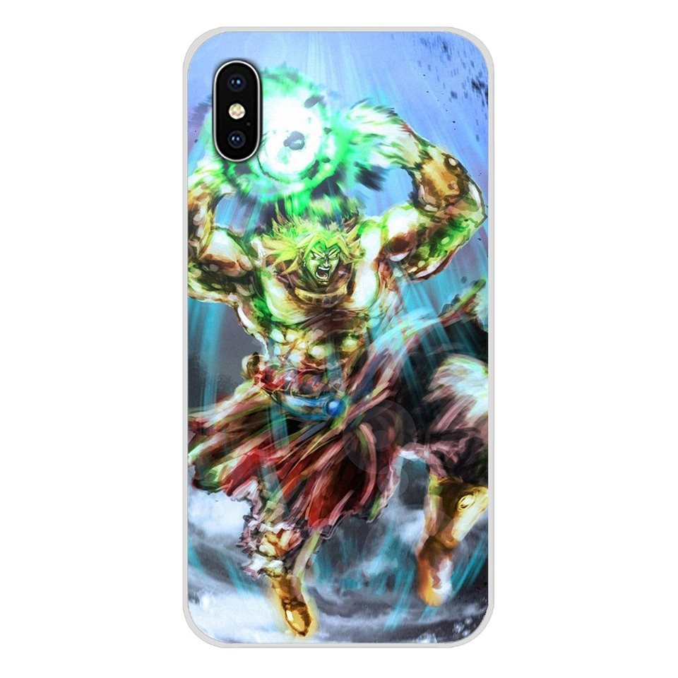coque iphone 8 dragon ball super broly