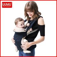 UUMU Ergonomic Baby Carrier backpack Holder Sling Wrap no Hipseat Accessories Hip Seat Chicco Manduca Kangaroo Porta Bebe