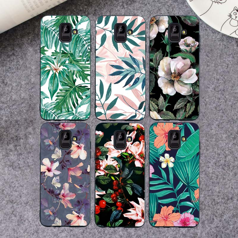 Luxury Phone Covers For Samsung S8 S9 Plus S6 S7 Edge J7 Duo J3 J5 2017 European Edition Soft Case Fundas Capa Coques