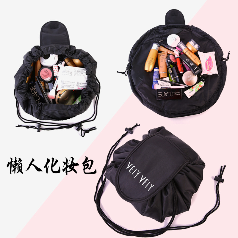 Portable, Multi, Cosmetic, Capacity, Bag, New