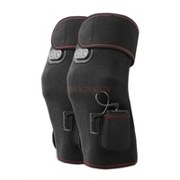 Electric Knee Pads Leg Massager Hot Vibrator Massage Heating Old Cold Legs Rechargeable Joints Warm Physiotherapy Heat Pack