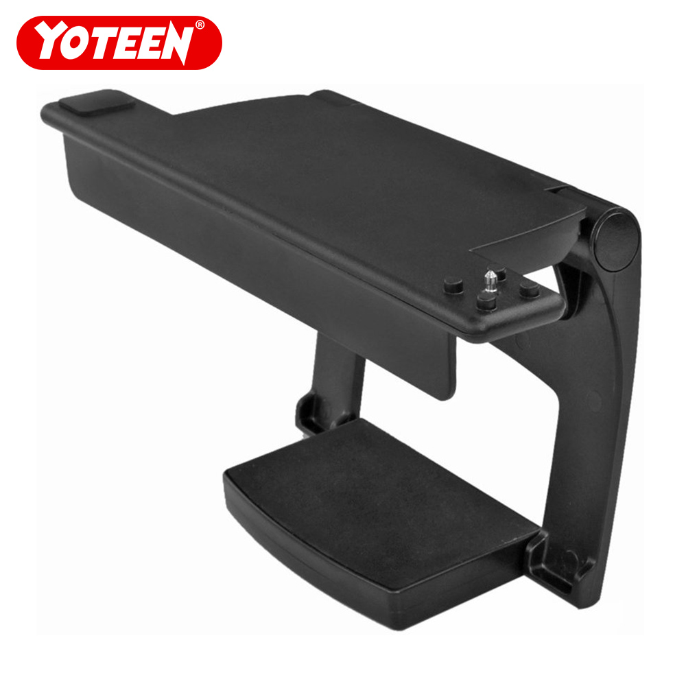 Yoteen TV Mounting Clip Mount Stand Holder For PlayStation 4 PS4 Camera Sensor Swivel Adjustable TV Monitor Mounting Clip