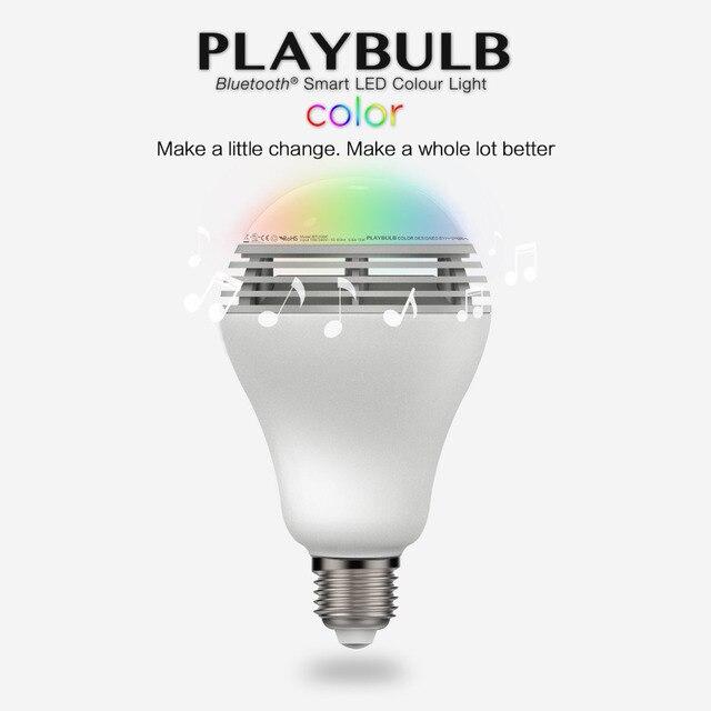 Mipow Playbulb Bluetooth Lautsprecher Intelligente Dimmbare Led