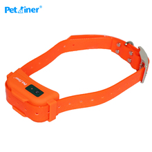 Petrainer PET910 Formateur Pet Collier de Choc Étanche Rechargeable Hunter Col avec Choc Électrique