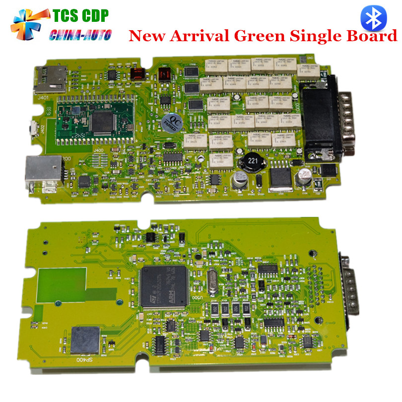 Single Board TCS CDP PRO PLUS cdp pro for CARs TRUCKs Generic 3 in 1 New