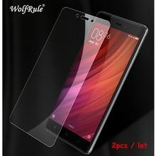hot deal buy 2pcs for  xiaomi redmi 4a tempered glass screen protector film for  xiaomi redmi 4a glass redmi 4a  redmi4a phone film
