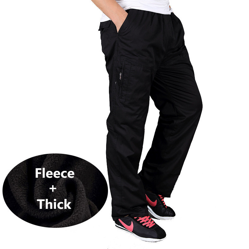 Thick Pants Military Tactical Winter Camouflage New Warm 6xl Cotton Fleece Army Double-Layer