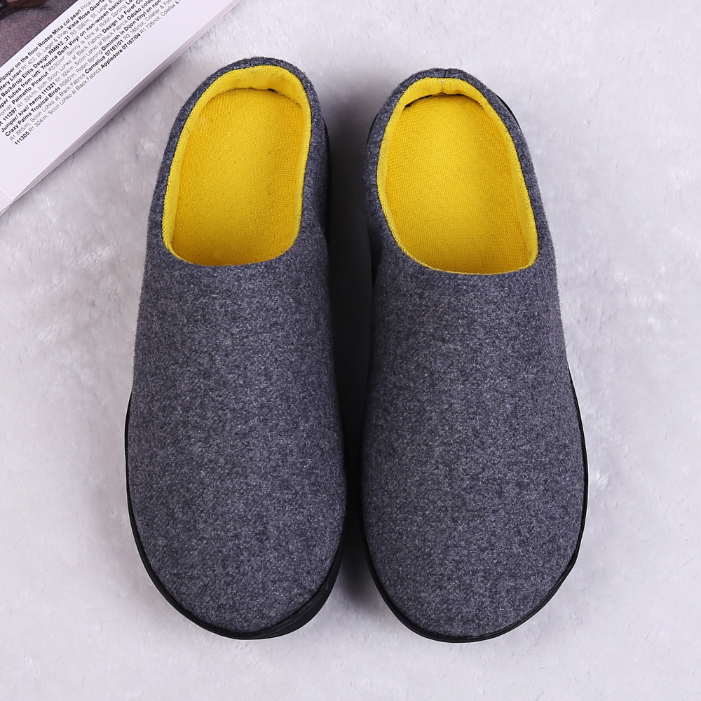 UNN Outdoor Wide Slipper Soft Plush Cotton Cute Slippers Shoes Non-Slip Floor Home Furry Slippers Couple Shoes Large Size 5.5-11 dynarex cotton ball large non sterile 1000 count