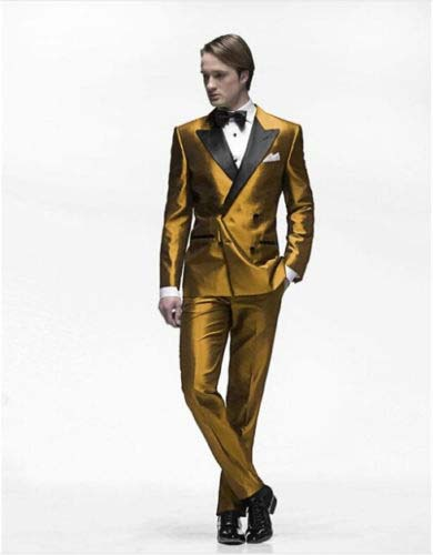 Popular Mens Gold Suit-Buy Cheap Mens Gold Suit lots from China ...