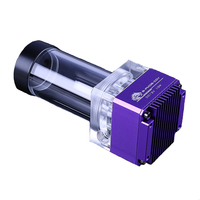 Tank Computer Accessories 6 Meters Radiator DDC Pump Water Cooling Integrated Components 600L / H Office Reservoir DDC Pump Kits