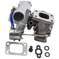 GT2871 GT2871R GT2860 SR20 CA18DET Oil+Water Cooling Turbo Tubocharger 400+HP