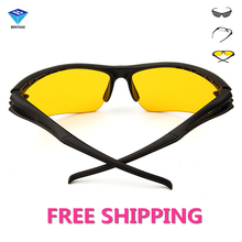 Free Shipping 5 Pcs Three Color Transparent Protective Work Safety Glasses Wind And Dust Goggles Anti-fog Medical Sc00005