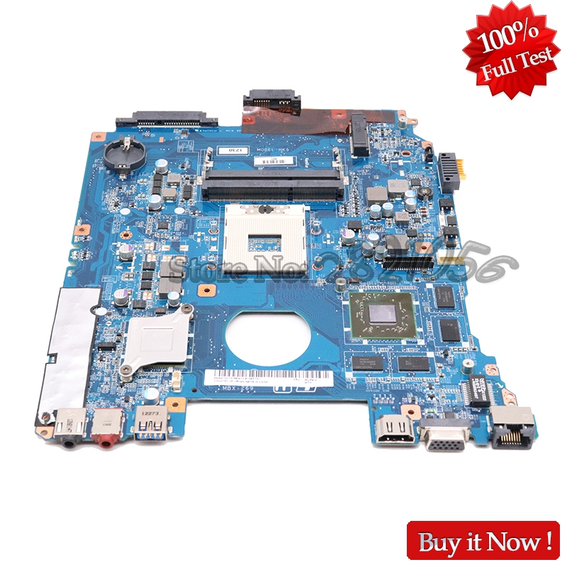 NOKOTION DA0HK5MB6F0 MBX-269 Mainboard For Sony SVE151 SVE15 Laptop Motherboard HM76 DDR3 A1876100A A1876099A HD7600 GPUNOKOTION DA0HK5MB6F0 MBX-269 Mainboard For Sony SVE151 SVE15 Laptop Motherboard HM76 DDR3 A1876100A A1876099A HD7600 GPU