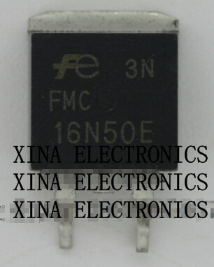 Fmc16n50e Fmc 16n50e 500 V 16a To-263 Rohs Original 10 Teile/los Kostenloser Versand Electronics Zusammensetzung Kit Leistungsschalter