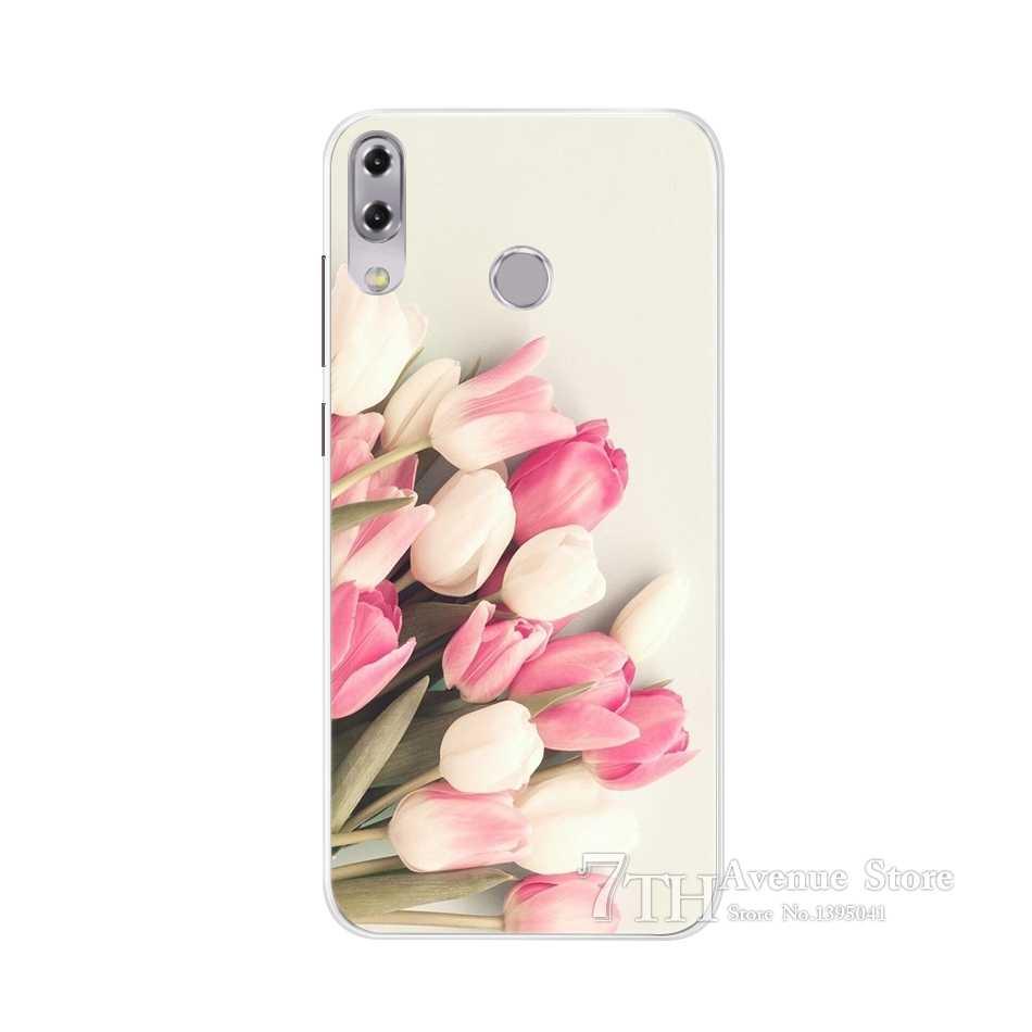 Mode-Design Weichen TPU Fall Für Asus Zenfone 5 ZE620KL Weiche Silikon Abdeckung Telefon Fall Für Asus Zenfone 5Z ZS620KL zenfone5 2018