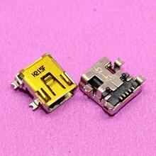 For charging port mini USB jack socket connector,V3 port for MP3 MP4 GPS etc,5 Pin SMT,short Pin