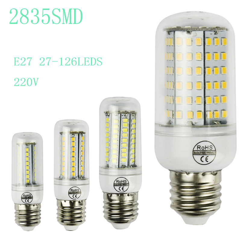 hot selling lampada led lamp 220v corn light led bulb e27. Black Bedroom Furniture Sets. Home Design Ideas