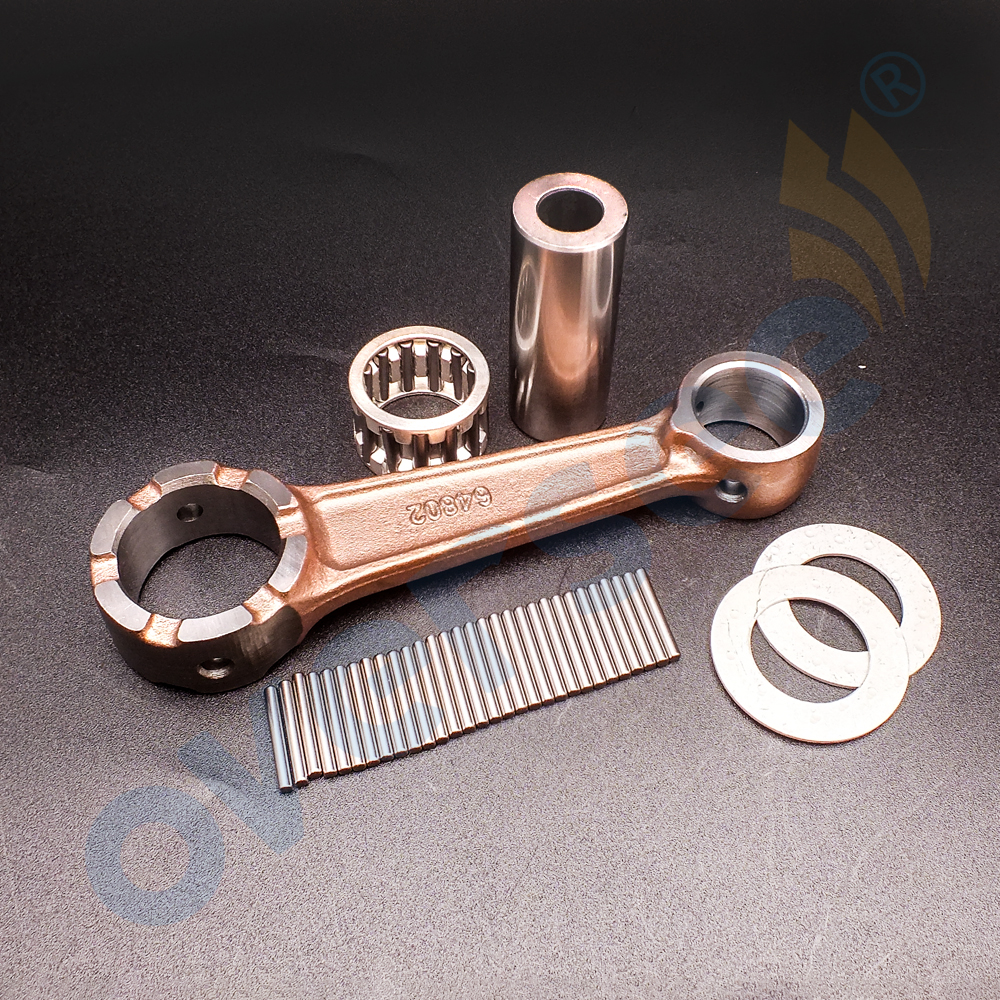 6G0-11650-00 Connecting Rod Kit For Yamaha 20HP Outboard boat Engine Motor Brand new aftermarket parts