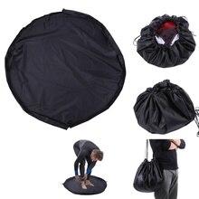 Водолазный костюм для серфинга, сумка для плавания, водонепроницаемый полиэтиленовый чехол для переноски для водного спорта для плавания, аксессуары