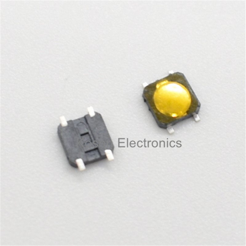 10Pcs Tactile Push Button Switch Tact 4 Pin Switch Micro Switch SMD 3*3*0.8mm 3x3x0.8mm 6x6xl 5 6 7 8 9 10 11 12 13 14 15 16 17 18mm 4pin tactile tact push button micro switch direct plug in self reset dip