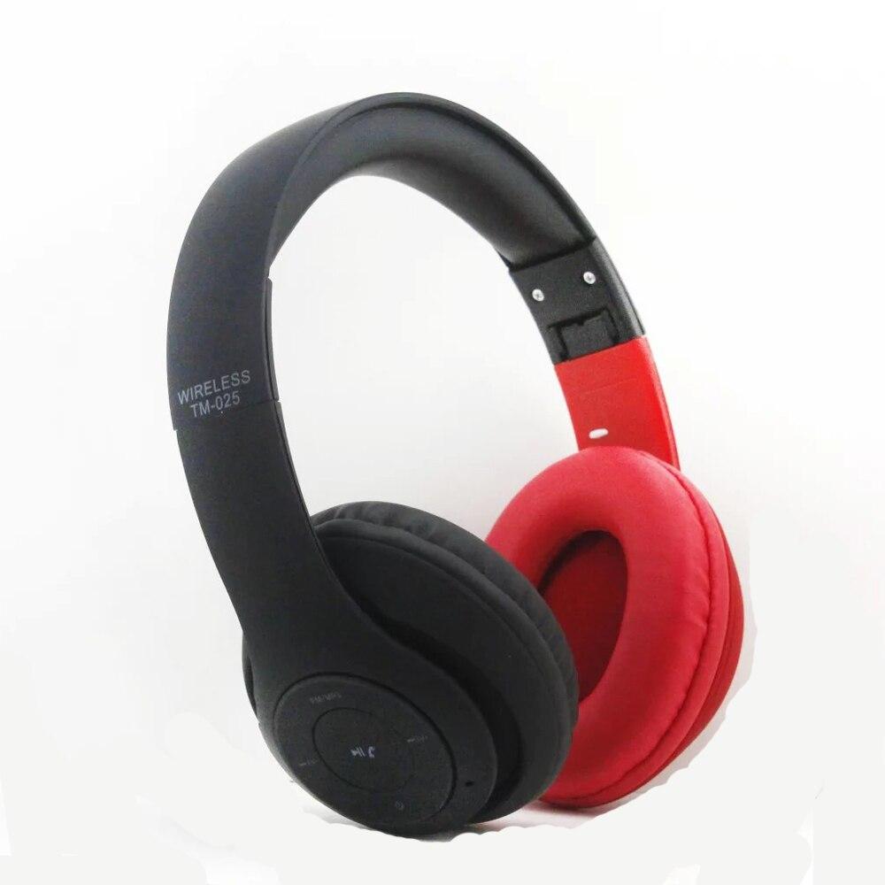 2017 Heisser Verkauf S450 TM 025 Portabe Wireless Bluetooth Headset Tf Karte FM Radio Kopfhorer Faltbare Stereo Bass Sport In