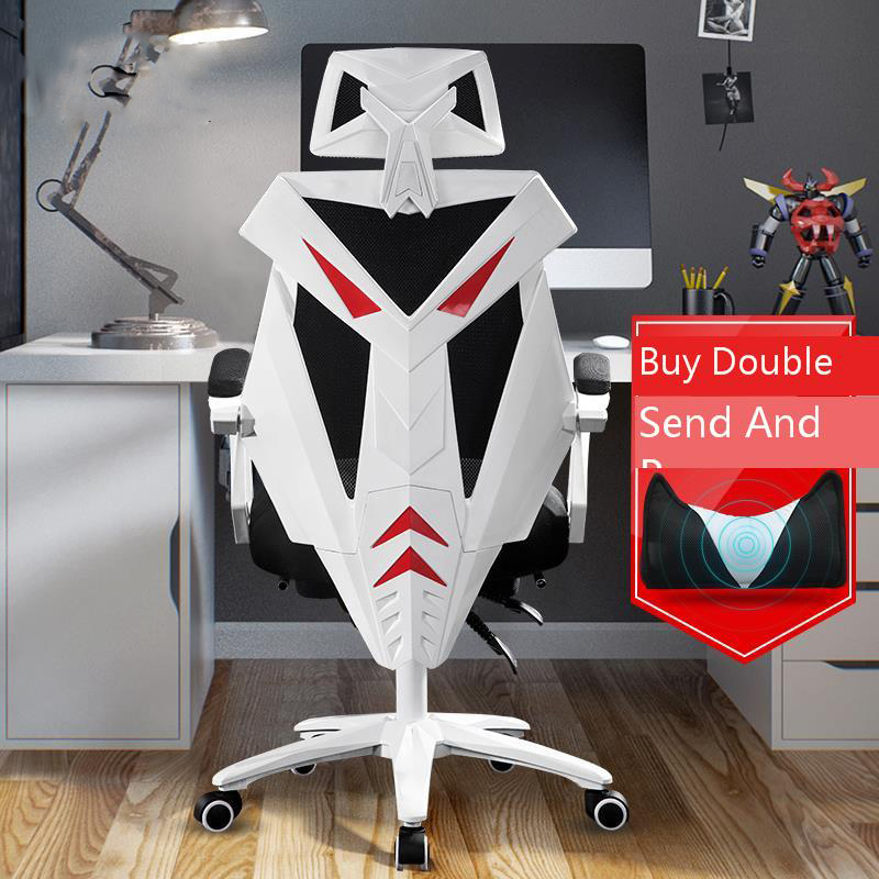 Attachment Computer Household Work An Office Netting Can Lie Swivel Boss Chair Noon Break Game Electric outlet clearance sale home office computer chair cortical boss can lie swivel chair