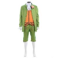 Хэллоуин Европа средневековый Romeo этап смокинг Детский костюм для вечеринок Для мужчин Средневековый Ренессанс маскарадный костюм Косплэй
